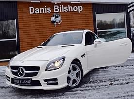 Mercedes Benz SLK 200 AMG Line 7G-Tronic