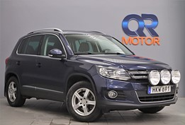 VW Tiguan 2.0 TDI 4MOTION BlueMotion Technology (140hk)