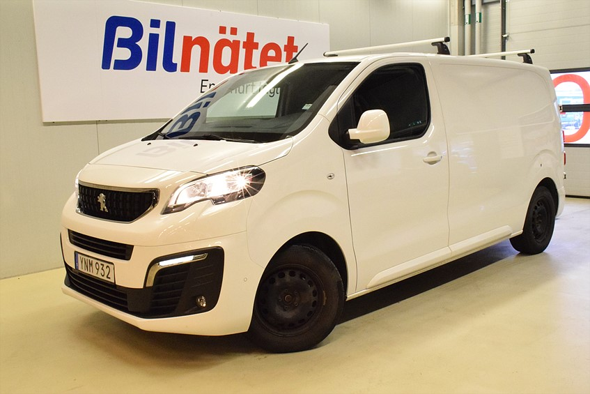Peugeot Expert BlueHDi Skåp (115hk)