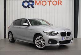 BMW 118d xDrive M Sport S+V P-sensor 150hk