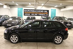 Audi A3 Sportback 2.0 TDI 140hk