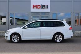 Volkswagen Golf SC TDI 110hk (EU6) Aut Drag Värmare momsbil
