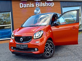 Smart ForFour Passion 71hk