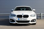 BMW 118d M Sport Aut 150hk Drag EU6 Led