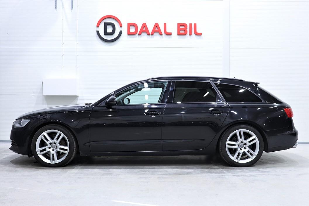 Audi A6 3.0 QUATTRO 204HK PROLINE BOSE D-VÄRM NAVI DRAG PDC