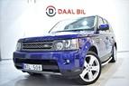 Land Rover SPORT 5.0 V8 4WD 510HK FULLSERV.RANGE SE.UTR!