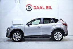 Mazda CX-5 2.2 AWD 175HK OPTIMUM E6 NAVI BOSE KAMERA