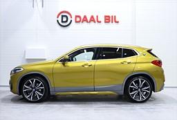 BMW X2 X-DRIVE 192HK M-SPORT X DRAG NAVI KAMERA KAMKEDJA