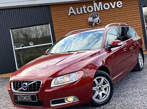 Volvo V70 D5 AWD Geartronic Summum 205hk