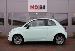 Fiat 500 Lounge Läder Panorama 0kr kontant möjligt