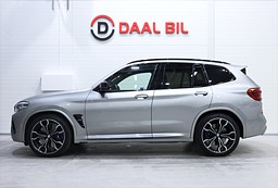 BMW X3 M COMPETITION 510HK XDRIVE PANO H/K COCKPIT 360° NAVI