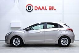 Hyundai i30 1.4 100HK 5-DÖRR 1800MIL M-VÄRM P-SEN FULLSERVAD