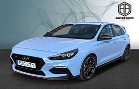 Hyundai i30 N Performance 2.0 Turbo 5dr (275hk)