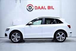 Audi Q5 2.0 TDI 177HK QUATTRO DESIGN DRAG NAVI
