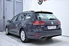 VW Golf KOMBI 1.4 110HK MASSAGE B-VÄRM KAMERA DRAG