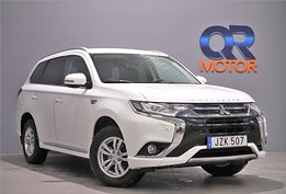 Mitsubishi Outlander P-HEV 2.0 Hybrid 4WD 203hk S+V Hjul Moms