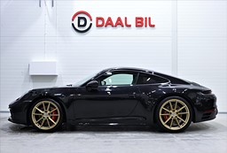Porsche 911 CARRERA S 450HK SPORT CHRONO PASM GT-RATT SE.UTR!