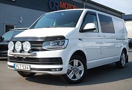 Volkswagen Transporter Kombi 2.0 TDI 4M Comfort Eu6 204hk