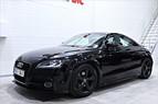 Audi TT COUPÉ 1.8 TFSI 160HK S-LINE MOTORVÄRMARE NYSERVAD