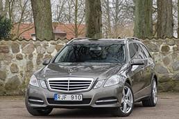 Mercedes-Benz E 350 CDI / Nav / Läder / Drag