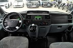 Ford Transit Crew Van 300 2.2 TDCi / Webasto / 6 sits 140hk