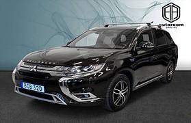 Mitsubishi Outlander P-HEV Hybrid 4WD Business X 230hk