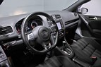 VW Golf VI GTD 2.0 TDI / Automat / Dragkrok / 170hk