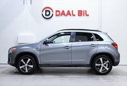 Mitsubishi ASX 2.2 4WD 150HK PANORAMA NAV DRAG KAMERA ROCKF®