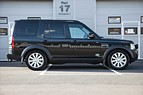 Land Rover Discovery 4 S TDV6 7sits Drag Värm