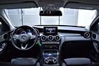 Mercedes C 220T 4M 170HK AVANTGARDE KAMERA DRAG SKINN