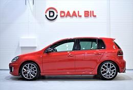 Volkswagen Golf GTI EDITION 35 308HK NAVI BACKKAM DYNAUD