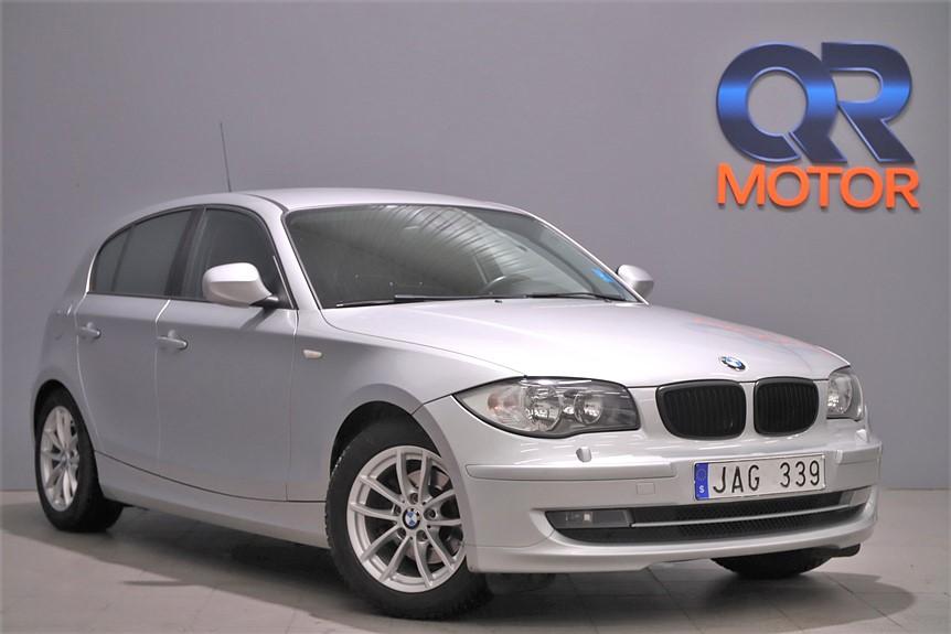 BMW 118d 5-door Comfort 143hk