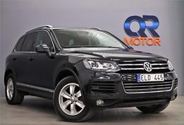 VW Touareg V6 3.0 TDI / Panorama / Läder / Drag 245hk