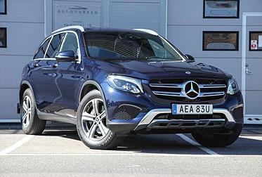 Mercedes GLC 220 d 4MATIC (170hk)