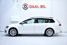 Volkswagen GOLF 1.4 140HK FULLSERV. P-SEN F&B DRAG ADAPTIV