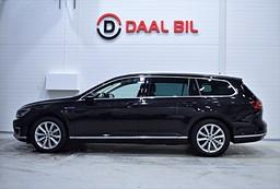 VW Passat GTE 218HK EXECUTIVE KAMERA DRAG HELSKINN