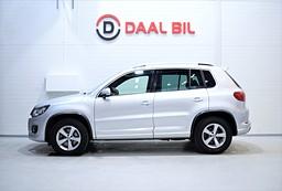 Volkswagen TIGUAN 2.0 TDI 184HK 4MOTION R-LINE NAVI PANO SE.UTR!!