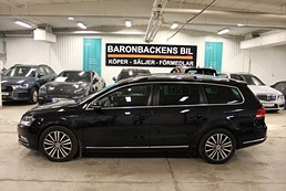 VW Passat 2.0 TDI  4M Sport 140hk Ny Kamrem