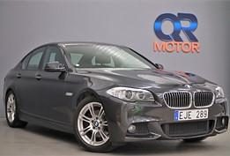 BMW 520d Sedan, F10 (184hk)