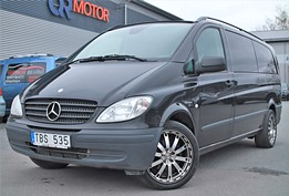 Mercedes-Benz Vito 115 CDI / 6 Sits / Automat / Drag 150hk