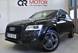 Audi Q5 2.0 TDI quattro S Line Design 177hk