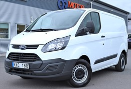 Ford Transit Custom 2.2 TDCi / V-Inredning /Drag /Moms 100hk