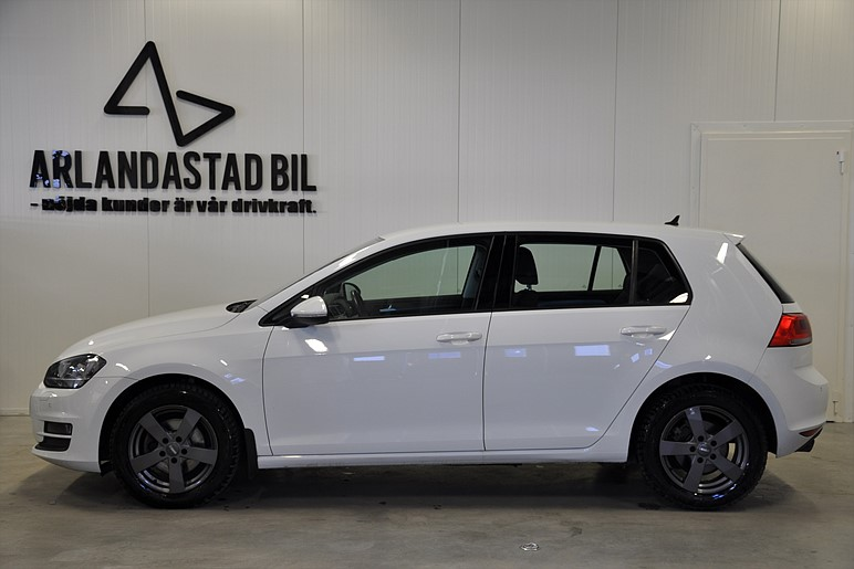 VW Golf TDI 105hk