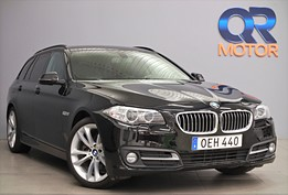 BMW 520 d xDrive / Läder / Automat / Eu6 190hk
