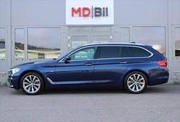 BMW 520d xDrive Touring, G31 (190hk) Sportline Läder Panorama Drag Navi