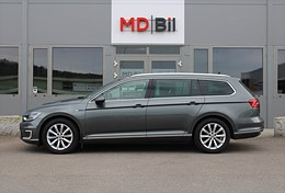 Volkswagen Passat SC GTE 218hk (laddhybrid) Led High Drag Executive busniess