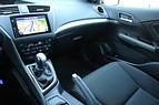 "Honda Civic 1.8 i-VTEC Navi B-kamera 18"" Eu6 142hk"