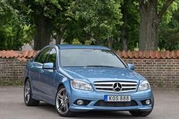 Mercedes-Benz C 350 CDI 4-Matic AMG-pkt
