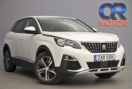 Peugeot 3008 PLUGIN Hybrid / GT-Line / Dragkrok / Moms 225hk