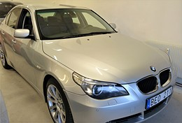 -04 BMW 530i Sedan Automatisk, 231hk, Navigation E60
